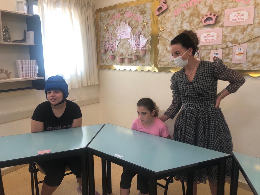 "MK Idit Silman at ADI Negev Nahalat Eran ח""כ עידית סילמן בעדי נגב נהלת ערן"